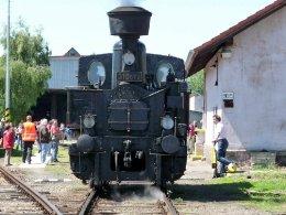 110 let železnice na Blatensku