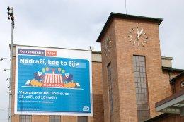 Národní den železnice 2010 Olomouc