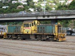 Nový Zéland I: trajekt Wellington - Picton