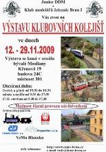 Pozvánka na výstavu KŽM Brno