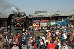 Reportáže železnice